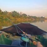 Fluefiskeri fra kajak i Chiang Mai